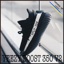 ★【adidas x Kanye West】入手困難!! YEEZY BOOST 350 V2 BLACK