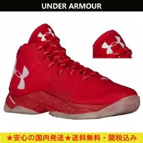 【Under Armour】クールカラー 軽量バッシュ*Rocket Red/White
