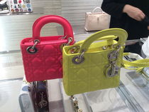 Classic Lady Dior mini bag 3colors☆EMS