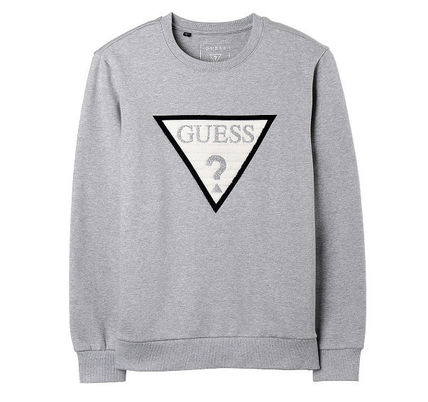 Guess Tシャツ・カットソー (Guess正規品) メンズUNI Fur きらきらロゴ T5色(2)