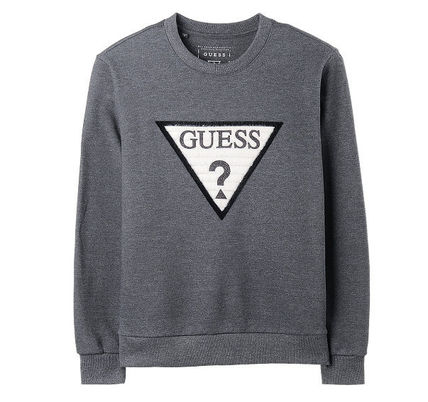 Guess Tシャツ・カットソー (Guess正規品) メンズUNI Fur きらきらロゴ T5色(3)