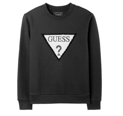 Guess Tシャツ・カットソー (Guess正規品) メンズUNI Fur きらきらロゴ T5色(5)