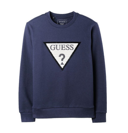 Guess Tシャツ・カットソー (Guess正規品) メンズUNI Fur きらきらロゴ T5色(6)