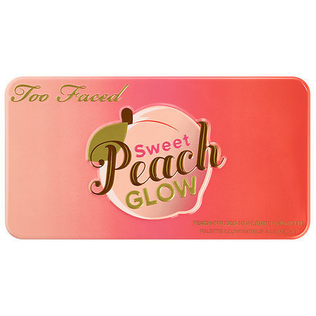 ★Too Faced★ Sweet Peach Glow Peach-Infused Highlighting