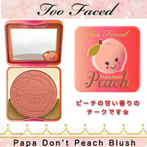 Too Faced 限定★パパ・ドント・ピーチ・ブラッシュ★桃の香り