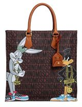 MOSCHINO couture ★LOONEY TUNES トートバッグ