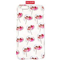The Kylie Shop(ザ カイリーショップ)PINK LIPS IPHONE CASE/6+