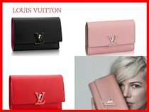 Louis Vuitton★CAPUCINESコンパクト財布3色♪パリ