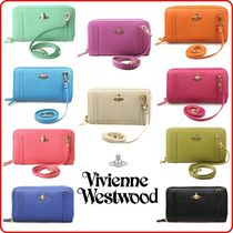 Vivienne Westwood 『 SAFFIANO クラッチバッグ747 』☆SALE!!☆