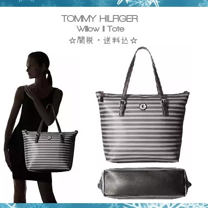 【Tommy Hilfiger】Willow II トートバッグ☆関税・送料込☆