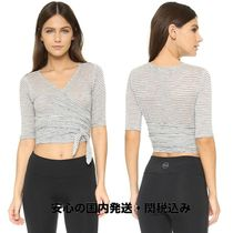 Free People(フリーピープル) ランニングその他 国内発送★Free People☆Movement Giselle Wrap Top★関税込
