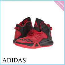 【ADIDAS】DT BBall Mid J ボーイズ スニーカー