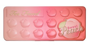 ★Too Faced★【日本未発売】The Sweet Peach アイ パレット