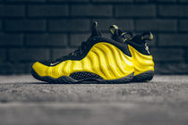 "[Nike]AIR FOAMPOSITE ONE ""OPTIC YELLOW""【送料込】"