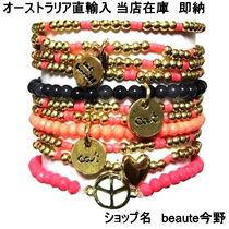 cat hammill fine peace cocobracelet set gold mult 即納