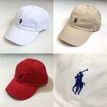 【国内在庫有り】Polo Ralph Lauren Signature Pony キャップ