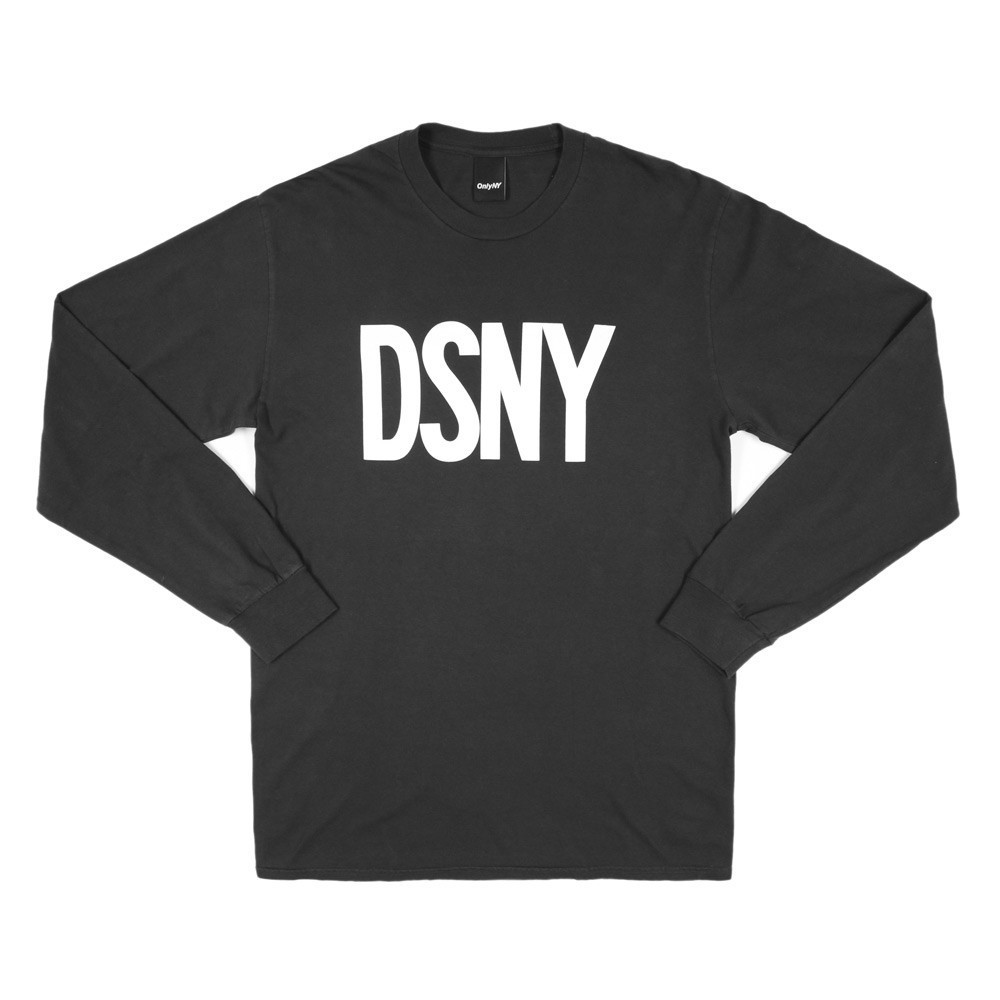 HOLIDAY新作☆ONLY NY☆DSNY Don't Litter L/S T-Shirt