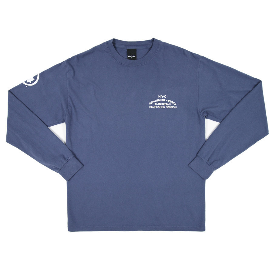 HOLIDAY新作☆ONLY NY☆Dept. of Parks L/S T-Shirt