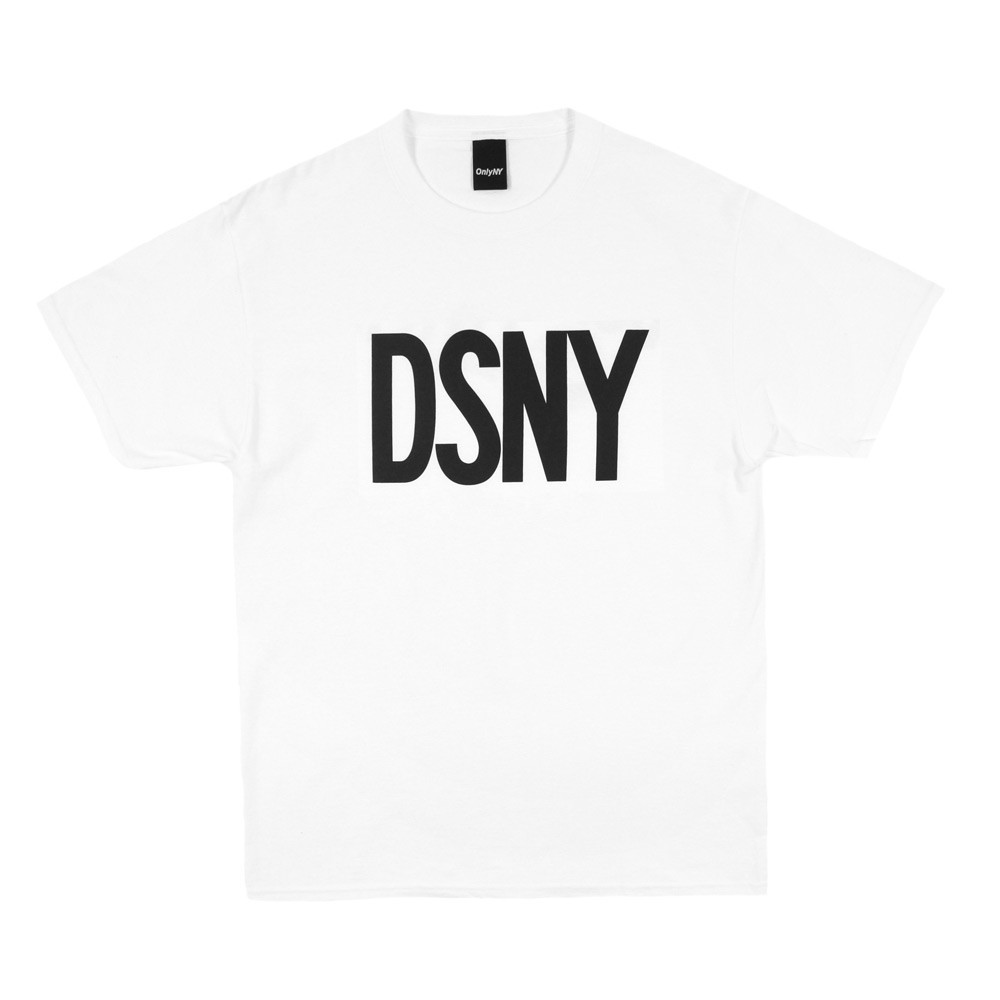HOLIDAY新作☆ONLY NY☆DSNY Don't Litter T-Shirt