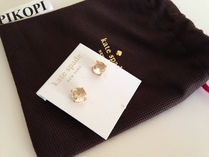 Kate Spade CLEAR STUD EARRINGSピアス