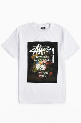 【STUSSY】メンズ★TシャツWilted Floral