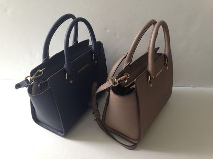 Michael Kors ハンドバッグ 【超お買い得】Michael Kors★Selma Medium Satchel 2way*即発!(2)