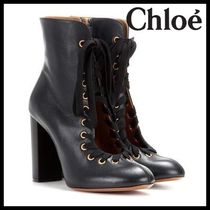 Chloe(クロエ)◆ Leather ankle boots★