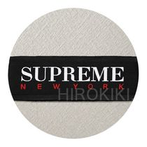 【送込】16AW★Supreme Fleece Headband ヘッドバンド Black 黒