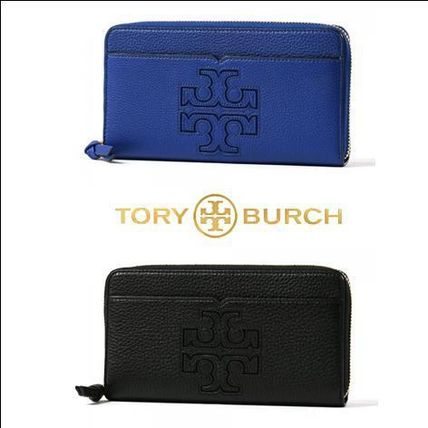関税負担☆長財布【Tory Burch】Harper Zip Continental Wallet
