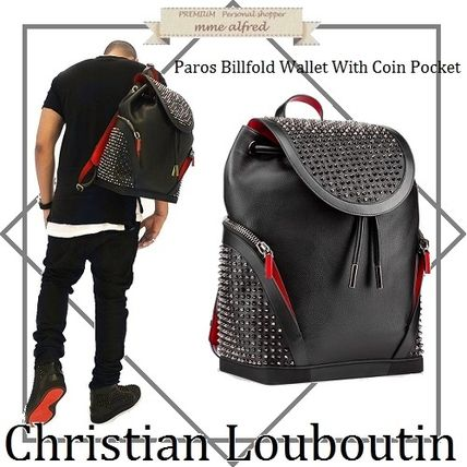 Christian Louboutin Explorafunk backpack 2017 SS