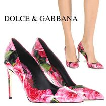 Dolce & Gabbana Kate Rose パンプス CD0039AB619HN412