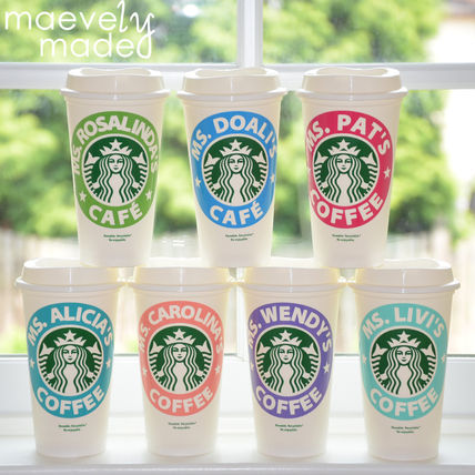 STARBUCKS custom engraved original reusable cups 16 oz