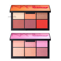 【NARS】NARSissist Unfiltered Cheek Palette【限定】