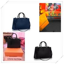 "★【Louis Vuitton】""Kleber MM"" Pelle Epi★"