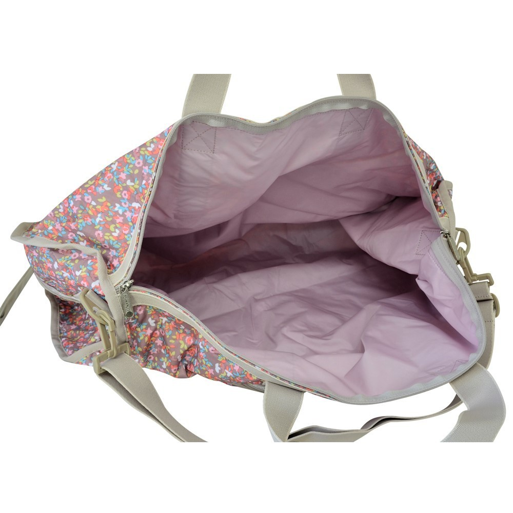 LeSportsac EXTRA LARGE WEEKENDER 7286 D384 FRENCH MEADOWS