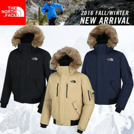 THE NORTH FACE ☆M'S MCMURDO DOWN BOMBERパーカー☆