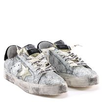 【関税負担】  GOLDEN GOOSE 17SS MAY WHITE CRACK