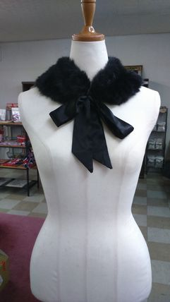 River Island Tippett with black ribbon