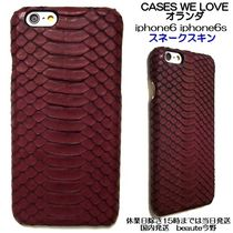 ANTIQUE RUBY SNAKE SKIN IPHONE 6 6S CASE 即納