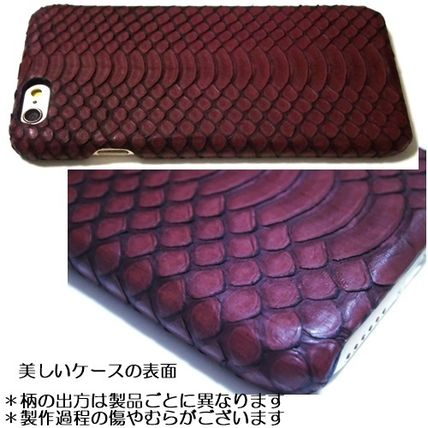 Cases we love iPhone・スマホケース ANTIQUE RUBY SNAKE SKIN IPHONE 6 6S CASE 即納(2)