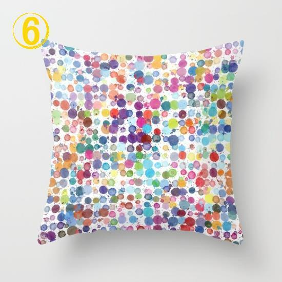 送料関税込【Society6】アート 選べるクッションカバー その342