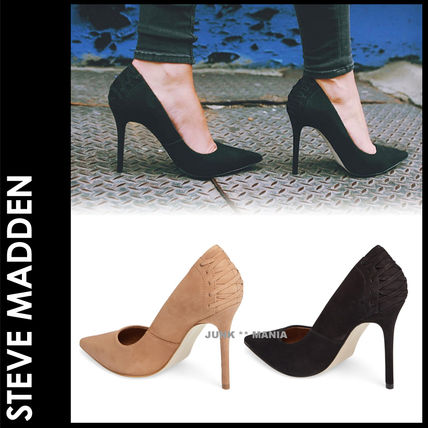 STEVE MADDEN PAITON lace up high hell
