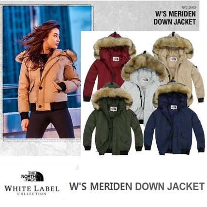 THE NORTH FACE ☆W 'S MERIDEN DOWN JACKET パーカー☆