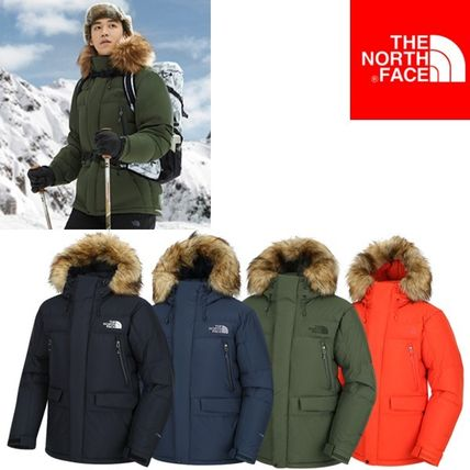 THE NORTH FACE ☆M'S MCMURDO LT DOWN JACKETパーカー☆