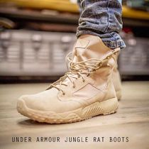 UNDER ARMOUR JUNGLE RAT BOOTS 撥水加工ブーツ US11.5 即発