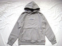 新作!16F/W Supreme Chrome Classic Logo Hooded Sweatshirt