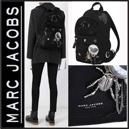 MARC JACOBS バックパック・リュック 【即発】MARC JACOBS×Disney  2WAY Rummage Backpack【激レア】(11)