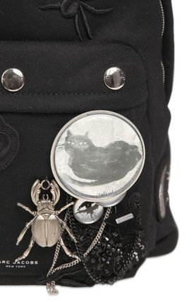 MARC JACOBS バックパック・リュック 【即発】MARC JACOBS×Disney  2WAY Rummage Backpack【激レア】(4)
