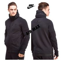 Nike Air Max Full Zip Hoody Black