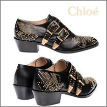 17SS【Chloe】クロエ☆SUSSANA LOW TOP BOOTS
